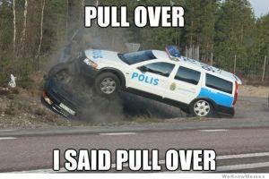 i-said-pull-over
