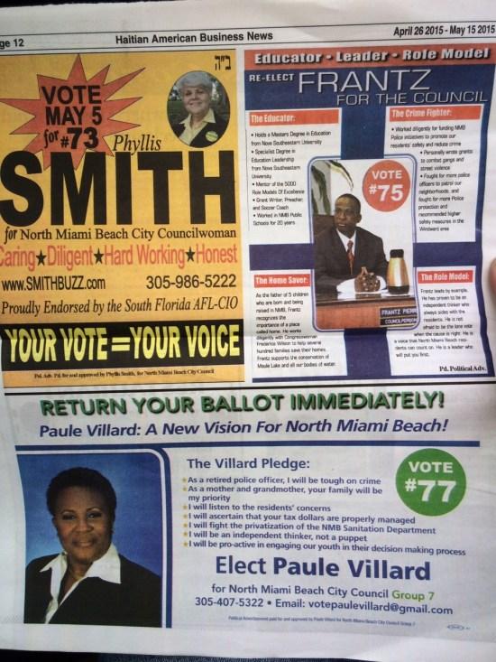 Haitian Newspaper2