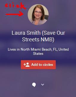 Laura Smith Google+