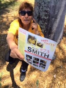Campaign Volunteer