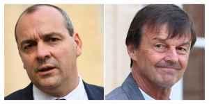 Nicolas Hulot et Laurent Berger appellent à un «sursaut politique»