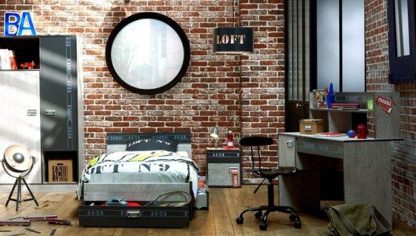 20+ Chambre Style Loft Industriel Images et idées sur CheapTrip