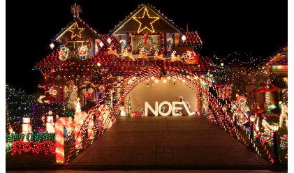 Dcoration Exterieur Noel Maison Exemples Damnagements