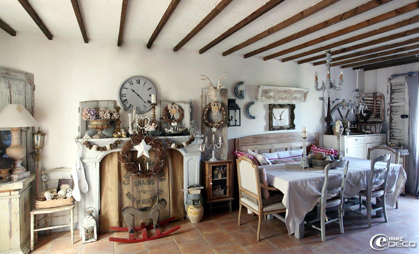 Dcoration Maison Brocante Exemples Damnagements