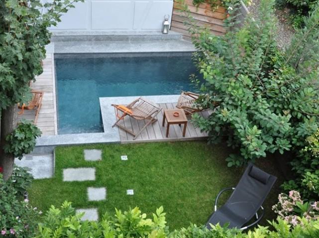 Dcoration Petit Jardin Maison Exemples Damnagements