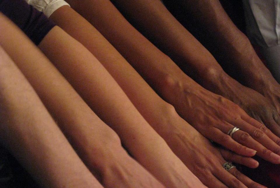 Couleurs de peau bras