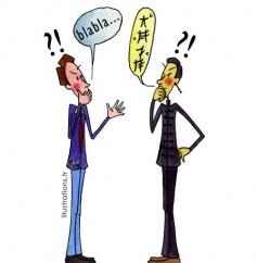 Langages différents_mauvaise communication_conseil en image_relooking