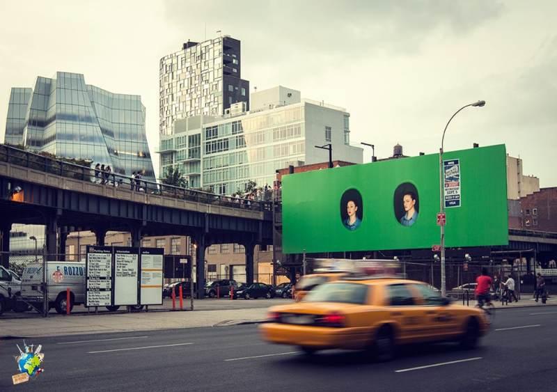 Les highline de New-York