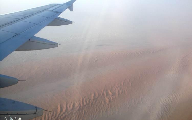 sahara avion