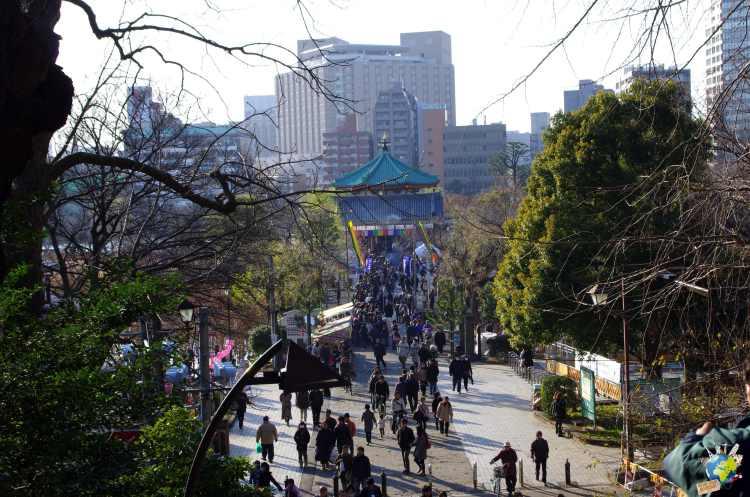 3-Quartier Ueno Koen
