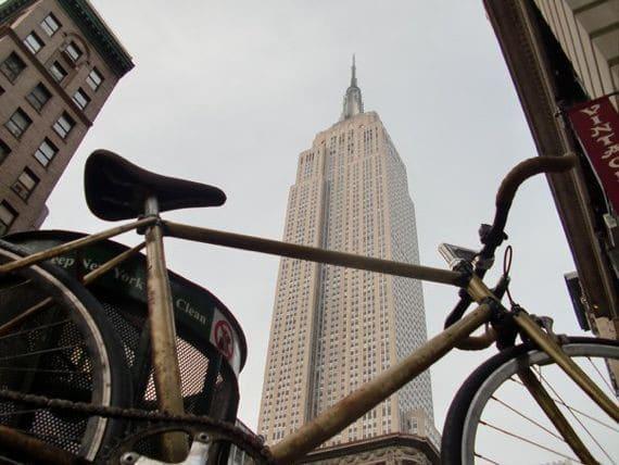 Le très connu Empire State Building