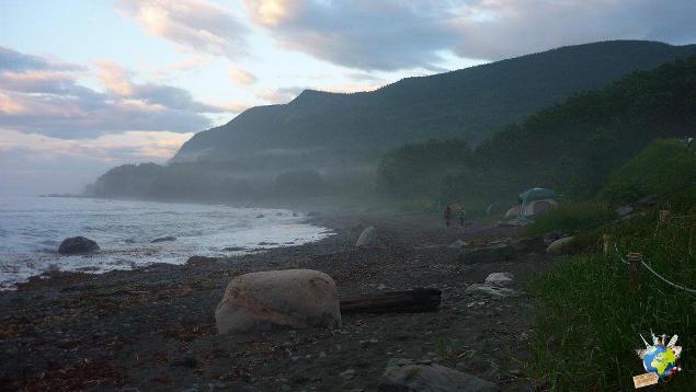 Camping à Saint-Anne des Monts