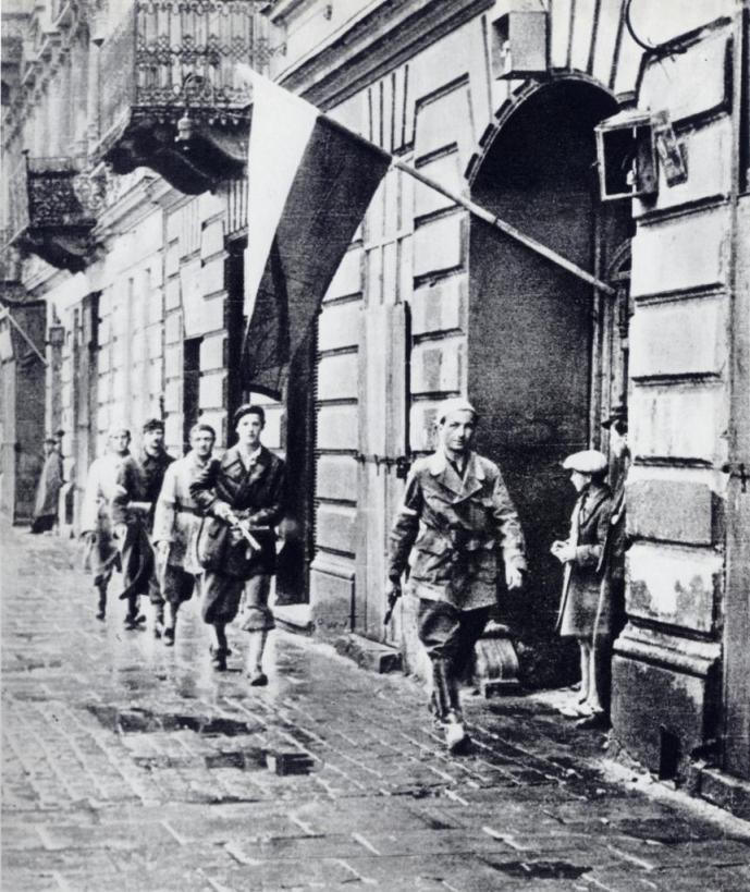 insurrection varsovie