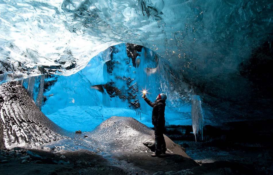 5. grotte de glace Vatnajökul - islande