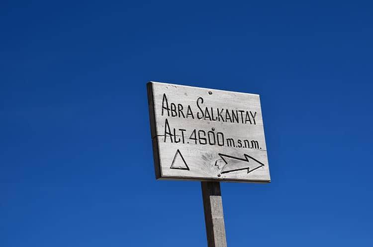 salkantay-trel