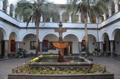 palais presidentiel equateur