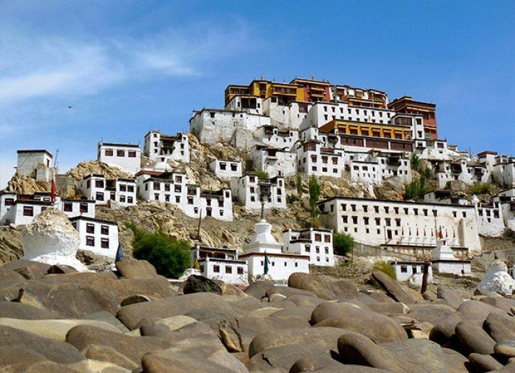 monastere de thiksey