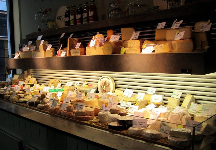 Liège - Fromages en Neuvice