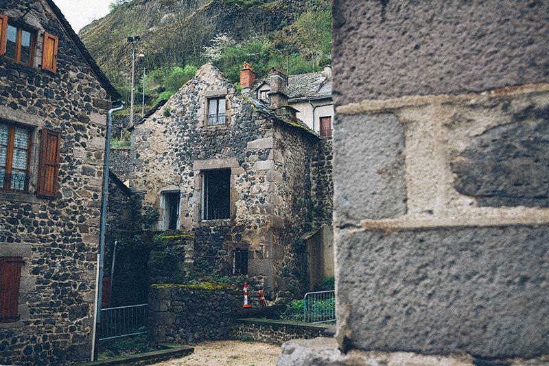 Le beau village de Murat