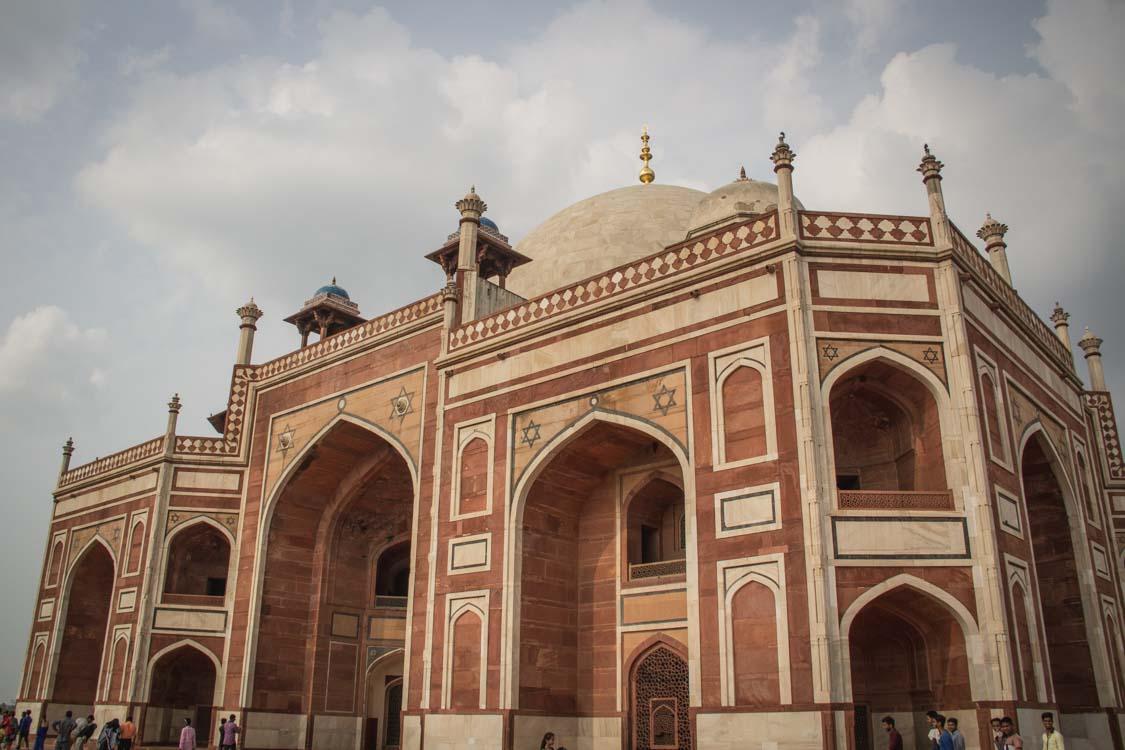 Delhi tombeau de Huyamoun