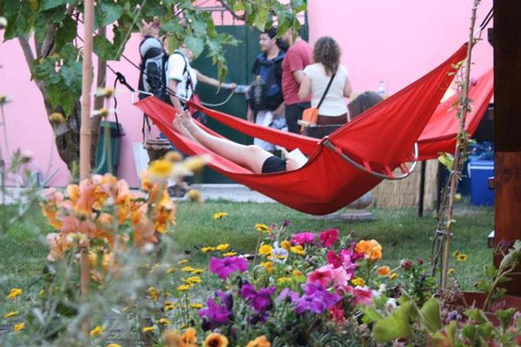 Lisbonne-Alfama-hostel-terrasse