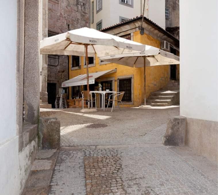 Porto In Patio GuestHouse entrée