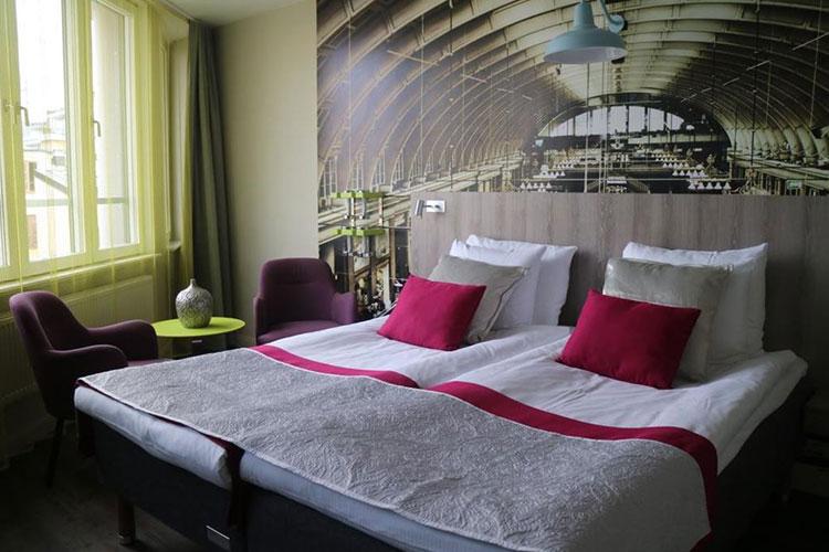 Stockholm-Le-Central-Hotel-Chambre