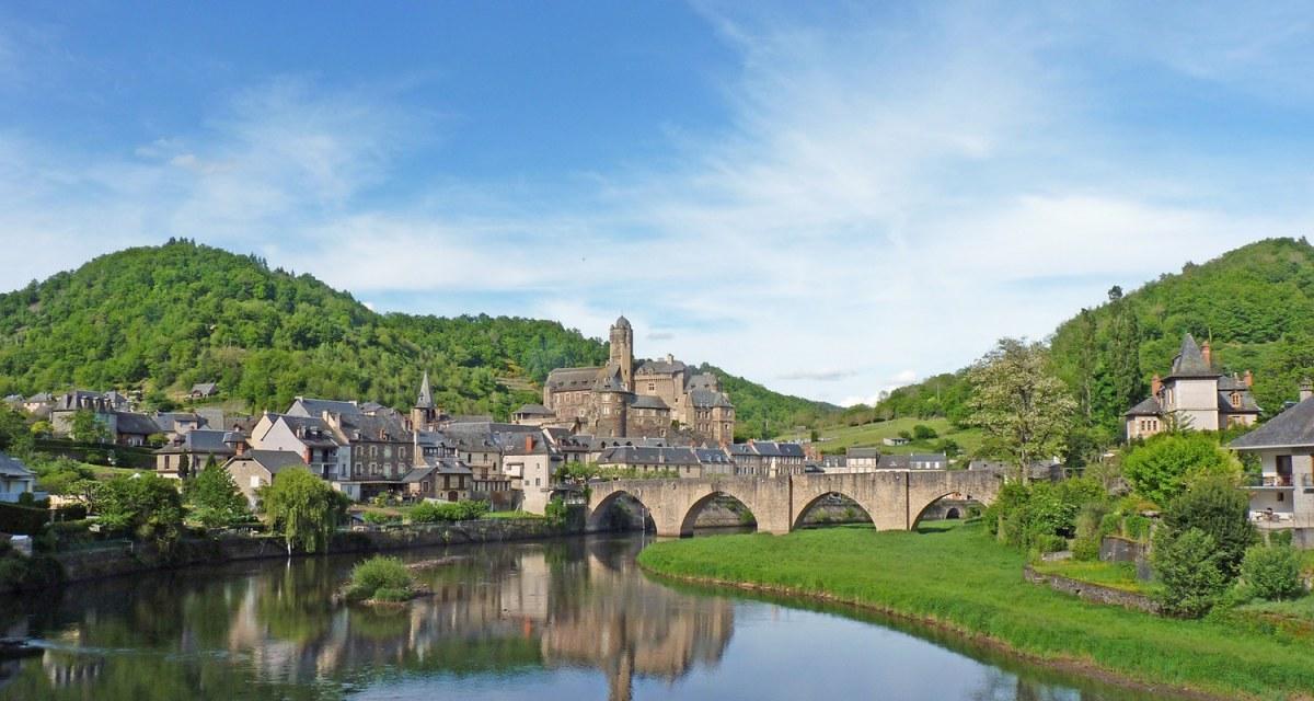 L'aveyron est une région francais idéale pour un wekend en France