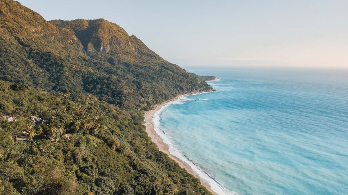 Mirador de la Playa de San Rafael, que visiter en République Dominicaine
