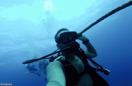 mergulhando-em-cancun
