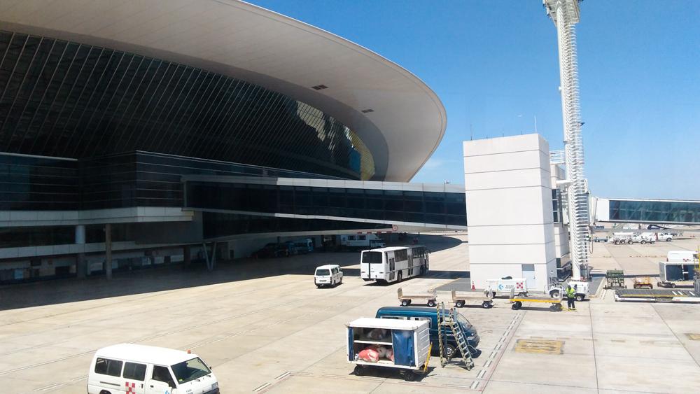 aeroporto de montevideu
