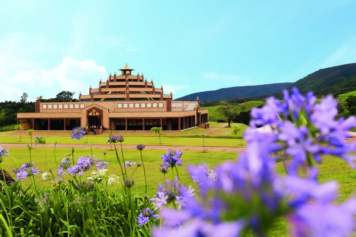 templo kadampa feriado zen corpus christi