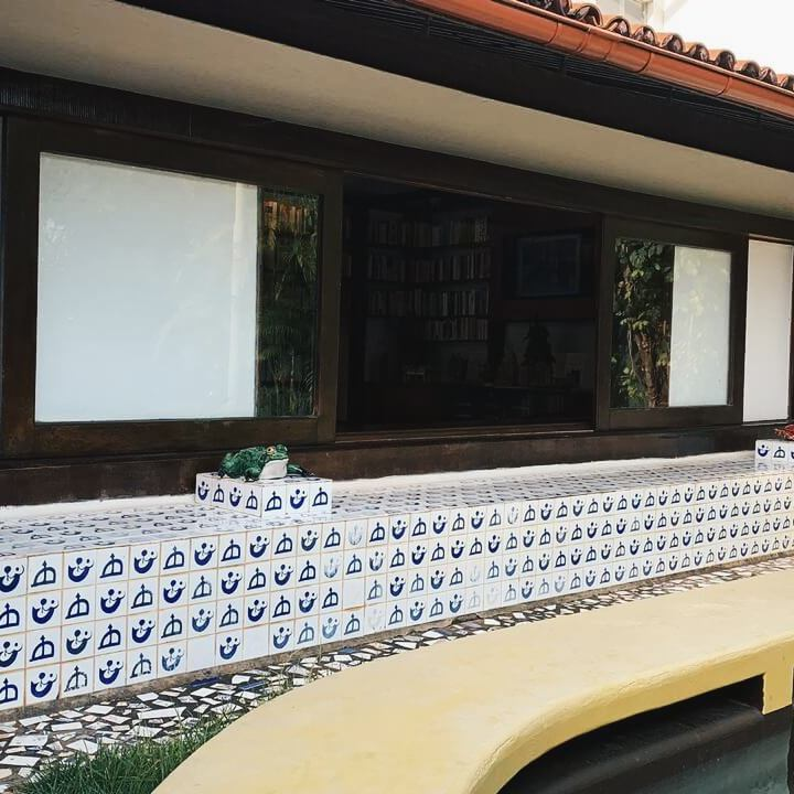 Casa do Rio Vermelho Jorge Amado Salvador