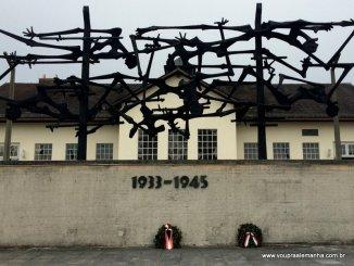 O Campo de Concentração na Alemanha que ficou ativo por mais tempo, de 1933 a 1945