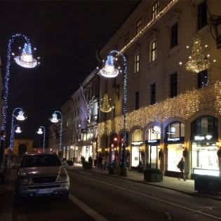 O clima de Natal em Munique é mágico
