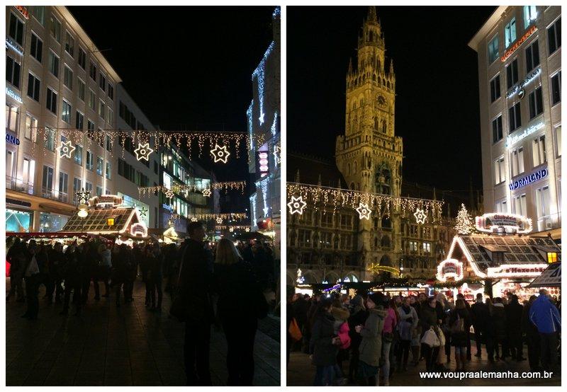 O mercado de Natal mais antigo da cidade