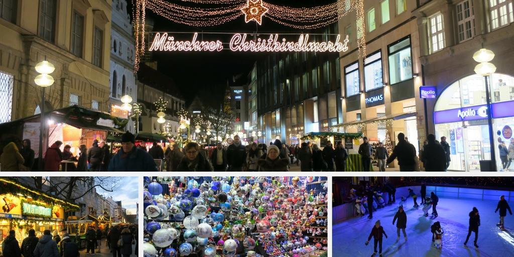 Mercados de Natal de Munique