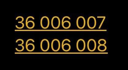 رقمين ذهبيين من ماتل