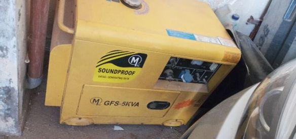 Générateur électrique diesel 5 kva group كزوال