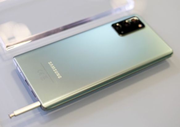 Samsung Galaxy Note 20  neuf 256g