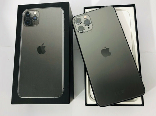 iPhone 11 Pro Max 64g 2 Sim Space Grey