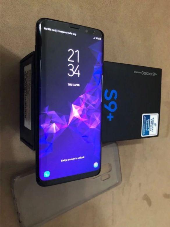 Samsung S9+ 128g