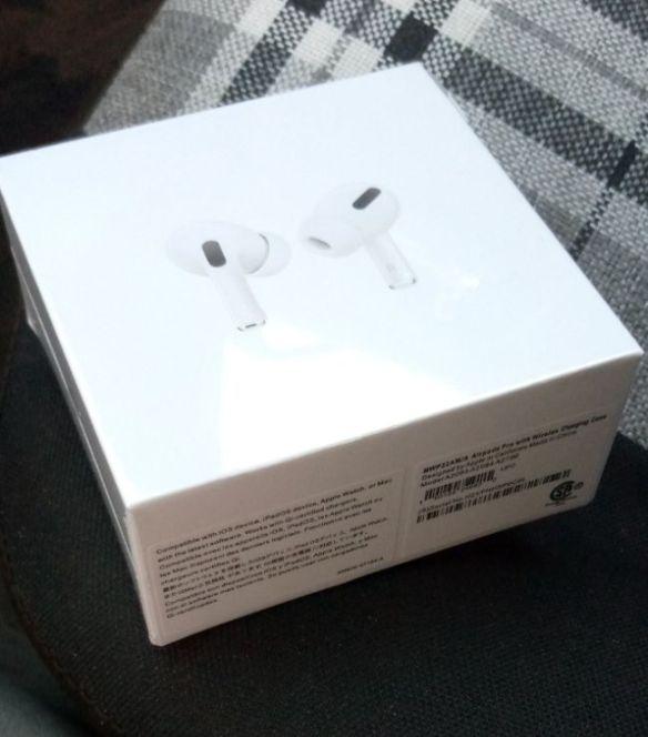 Apple Airpods pro (deuxième choix)