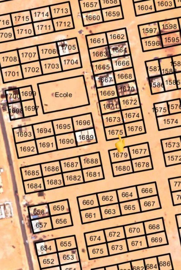 نص نيمروا للبيع فتفرغ زين سكتر 4 مساحة 216 متر مربع