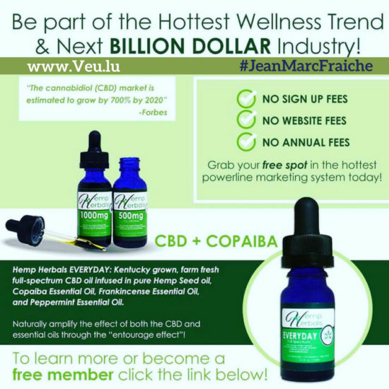 Billion-Dollar-CBD-HB-Naturals-Jean-Marc-Fraiche-VousEtesUnique