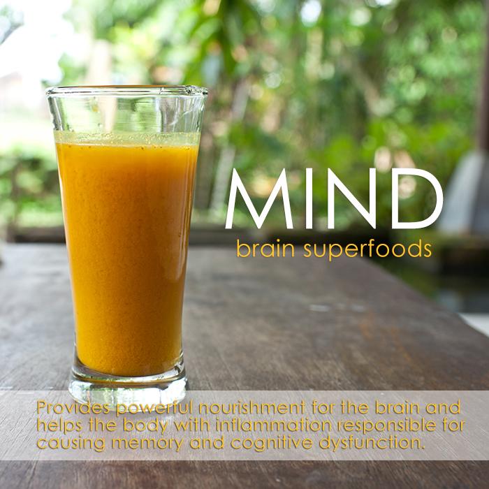 MIND : Super aliments ayurvédique pour le cerveau | HB Naturals