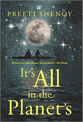 Its All in the Planets by Preeti Shenoy - Buy Online, Book Review
