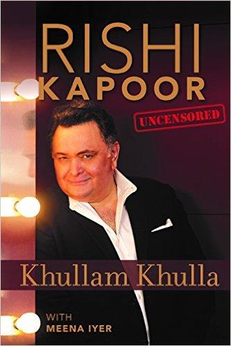 Khullam Khulla by Rishi Kapoor Biography Book Review, Buy Online