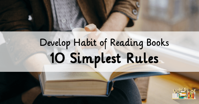 Simplest Ways to Develop Reading Habits