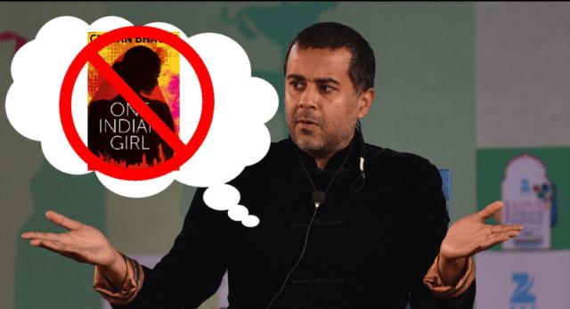 Chetan Bhagat's One Indian Girl Plaigrised; Claims Bengaluru-based Author
